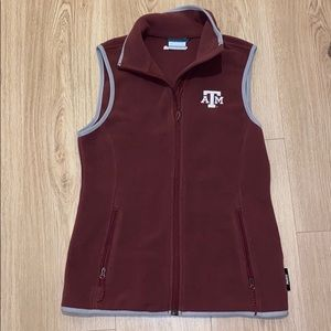Columbia Texas A&M Vest